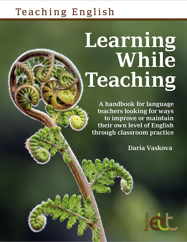 Learning While Teaching Book Cover